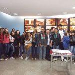 Os Alunos do Pré-técnico (2015) participaram do passeio a Escola Politécnica de Saúde Joaquim Venâncio (EPSJV)