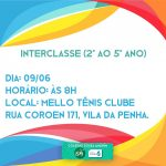 Interclasse (Unidade I)
