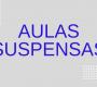 Aulas Suspensas