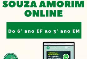 Souza Amorim Online - Comunicado e Grades de Horários